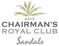 Chairman's Royal Cloud Sandals