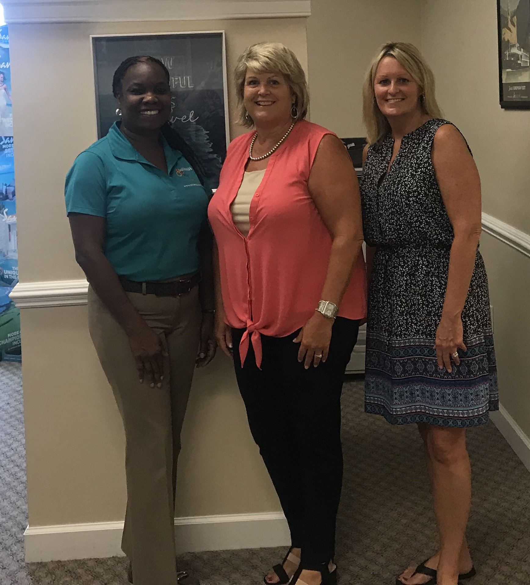 Bahamas Tourist Board Representative Visits Bethany Travel